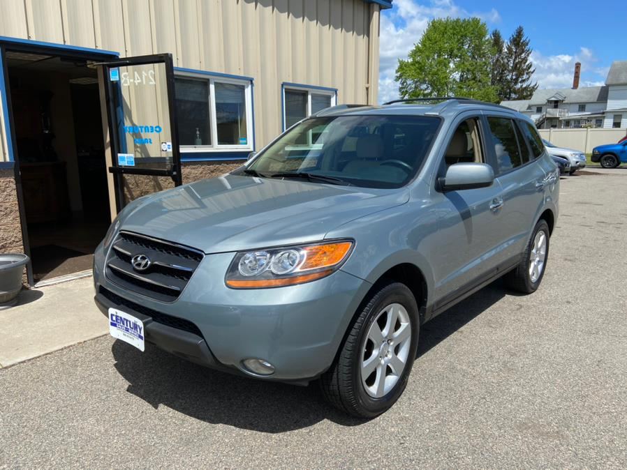 Used Hyundai Santa Fe AWD 4dr Auto Limited 2009 | Century Auto And Truck. East Windsor, Connecticut