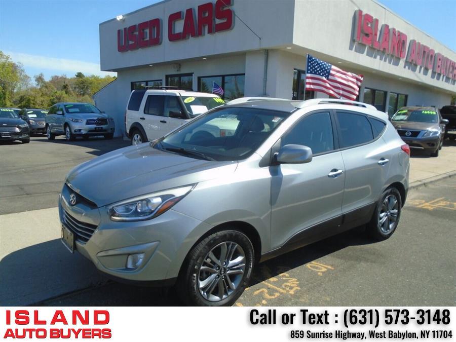 Used Hyundai Tucson SE 4dr SUV 2015 | Island Auto Buyers. West Babylon, New York