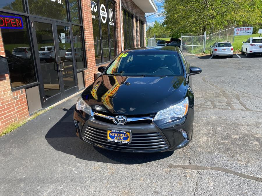 Used 2016 Toyota Camry in Middletown, Connecticut | Newfield Auto Sales. Middletown, Connecticut