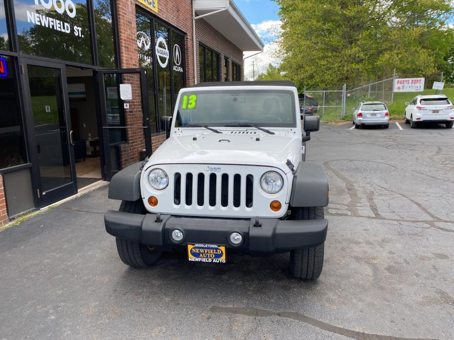 Used 2013 Jeep Wrangler Unlimited in Middletown, Connecticut | Newfield Auto Sales. Middletown, Connecticut