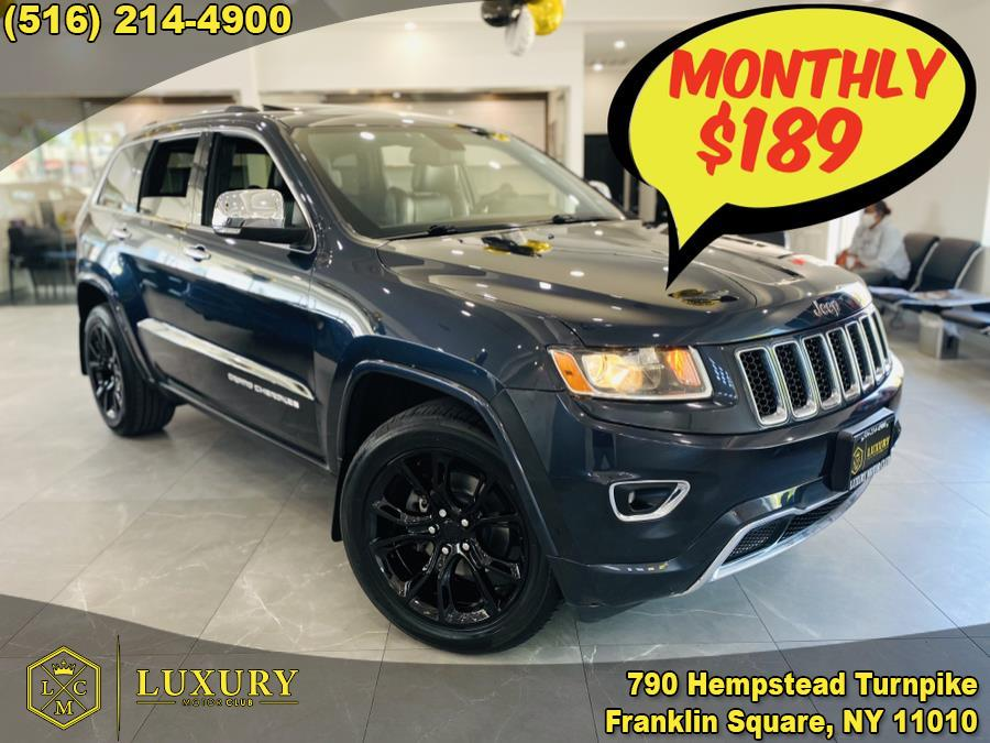 Used Jeep Grand Cherokee 4WD 4dr Limited 2014 | Luxury Motor Club. Franklin Square, New York