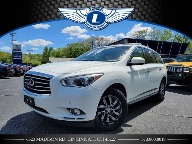 Used 2013 Infiniti Jx35 in Cincinnati, Ohio | Luxury Motor Car Company. Cincinnati, Ohio
