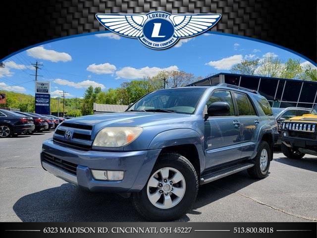 Used 2004 Toyota 4runner in Cincinnati, Ohio | Luxury Motor Car Company. Cincinnati, Ohio