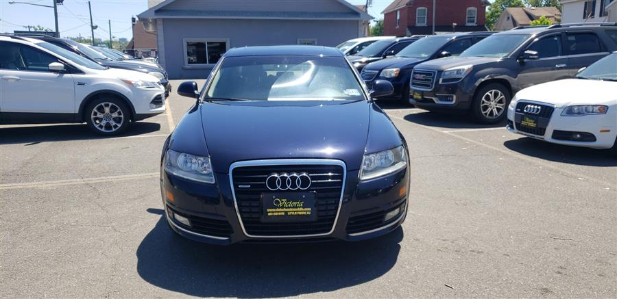 Used Audi A6 4dr Sdn 3.0L quattro Premium 2009 | Victoria Preowned Autos Inc. Little Ferry, New Jersey