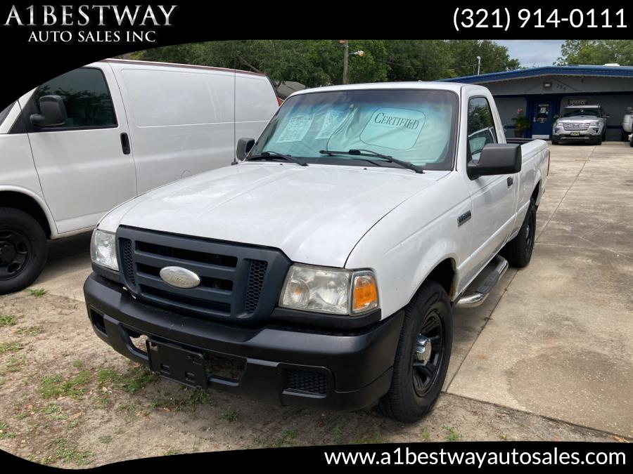 Used 2007 Ford Ranger in Melbourne , Florida | A1 Bestway Auto Sales Inc.. Melbourne , Florida