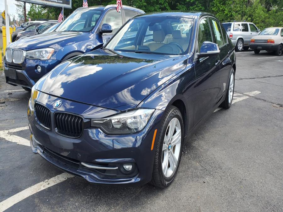 Used BMW 3 Series 4dr Sdn 328i xDrive AWD SULEV South Africa 2016 | Capital Lease and Finance. Brockton, Massachusetts