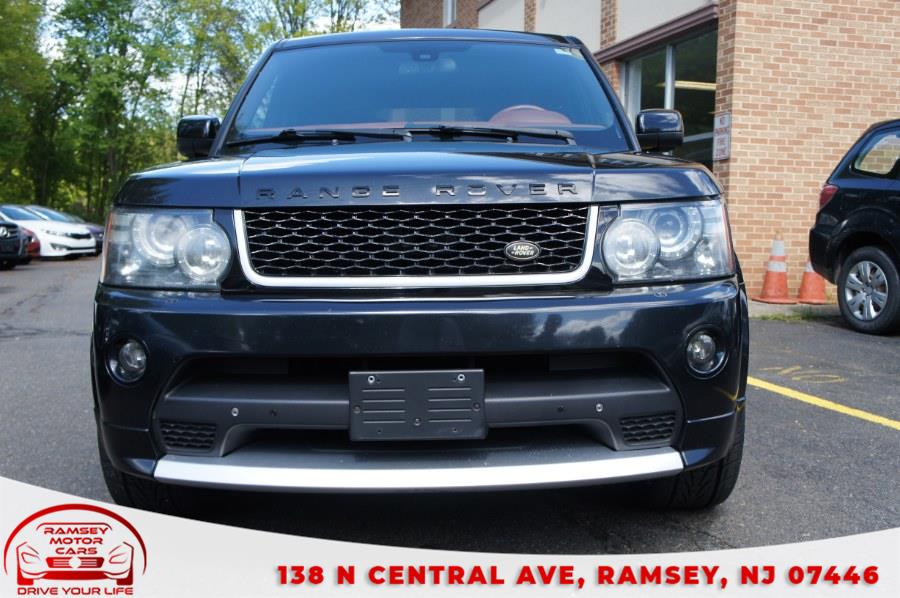 Used Land Rover Range Rover Sport 4WD 4dr SC Autobiography 2012 | Ramsey Motor Cars Inc. Ramsey, New Jersey