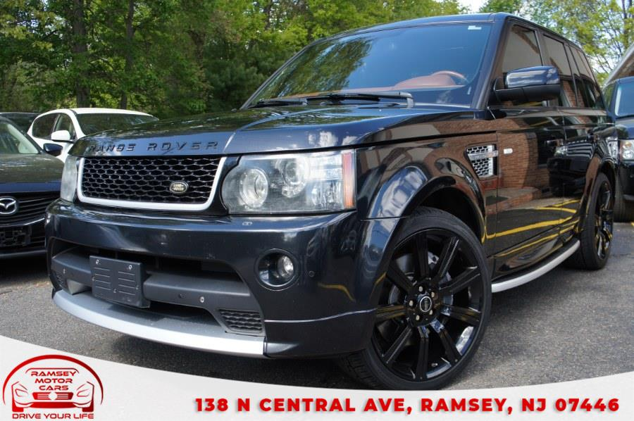 Used 2012 Land Rover Range Rover Sport in Ramsey, New Jersey | Ramsey Motor Cars Inc. Ramsey, New Jersey
