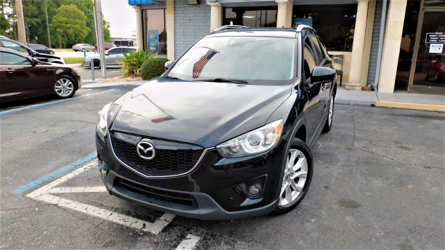 Used 2014 Mazda CX-5 in Winter Park, Florida | Rahib Motors. Winter Park, Florida