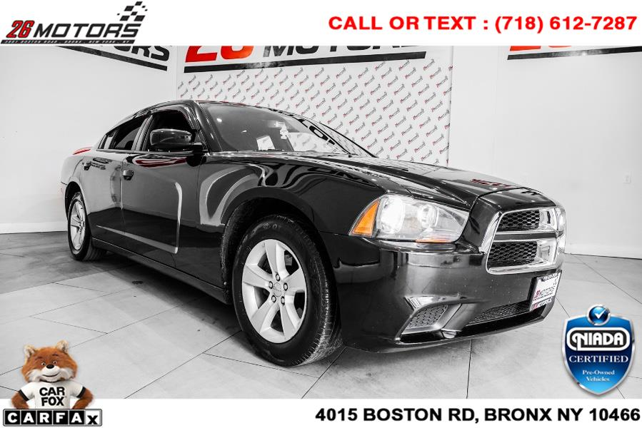 Used Dodge Charger 4dr Sdn SE RWD 2014 | 52Motors Corp. Woodside, New York