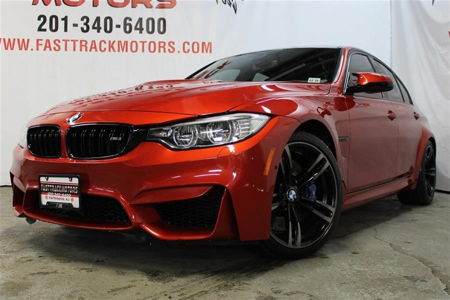 Used BMW M3  2016 | Fast Track Motors. Paterson, New Jersey