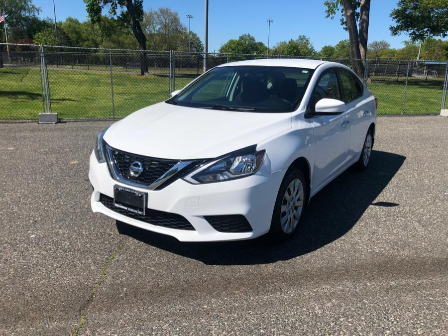 Used 2016 Nissan Sentra in Lyndhurst, New Jersey | Cars With Deals. Lyndhurst, New Jersey