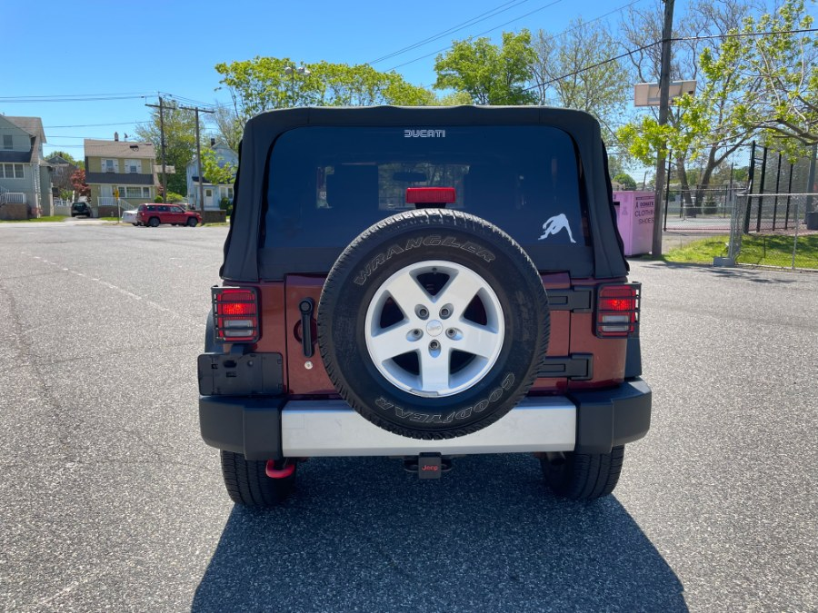 Used Jeep Wrangler 4WD 2dr Rubicon 2010 | Cars With Deals. Lyndhurst, New Jersey