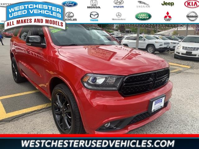 Used 2017 Dodge Durango in White Plains, New York | Westchester Used Vehicles. White Plains, New York