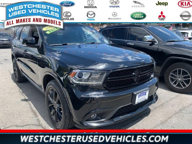 Used 2018 Dodge Durango in White Plains, New York | Westchester Used Vehicles. White Plains, New York