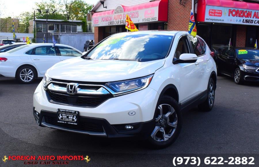 Used 2018 Honda CR-V in Irvington, New Jersey | Foreign Auto Imports. Irvington, New Jersey