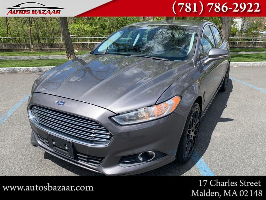 2013 Ford Fusion SE photo