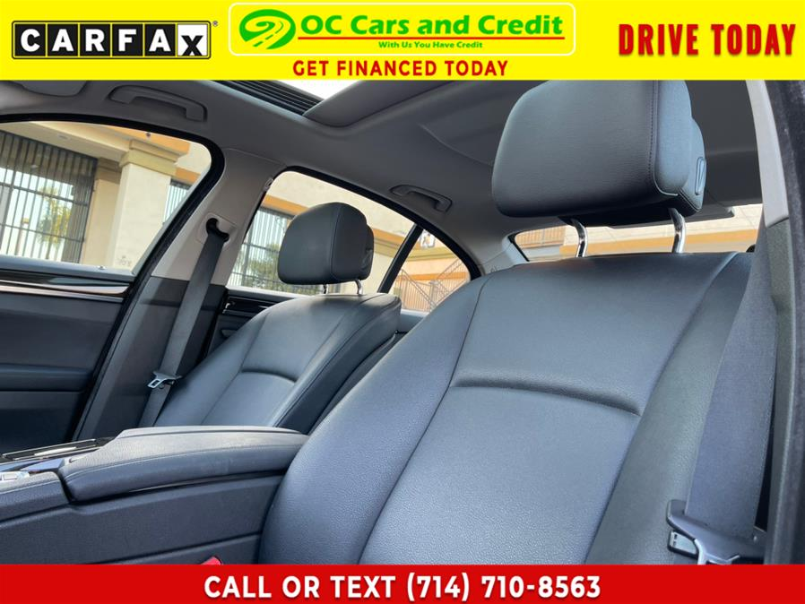 Used BMW 5 Series 4dr Sdn 528i RWD 2013   OC Cars and Credit. Garden Grove, California