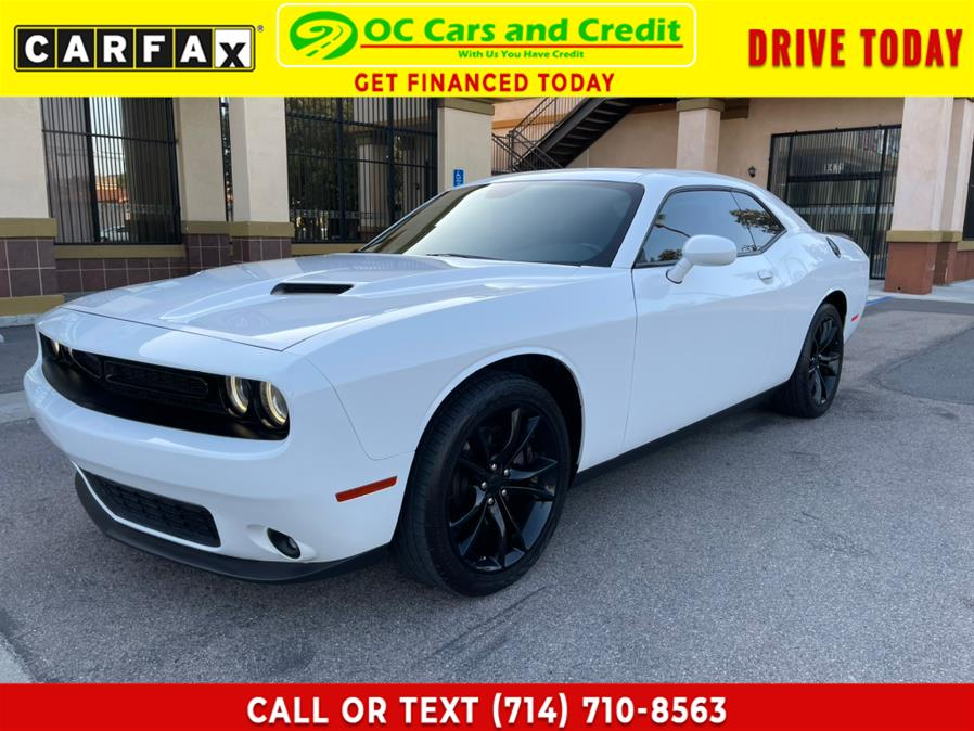 Used 2016 Dodge Challenger in Garden Grove, California | OC Cars and Credit. Garden Grove, California