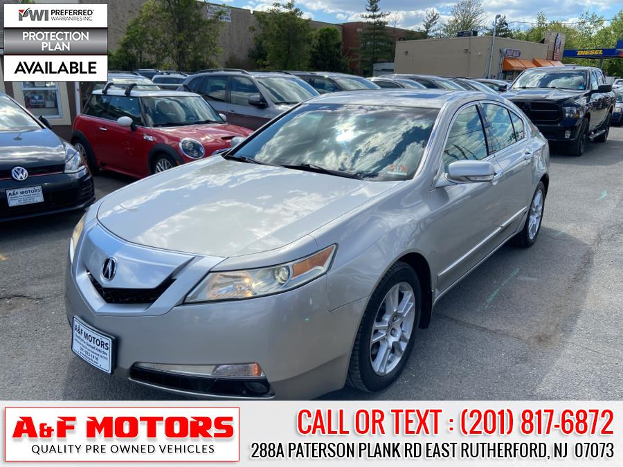 Used 2011 Acura TL in East Rutherford, New Jersey | A&F Motors LLC. East Rutherford, New Jersey