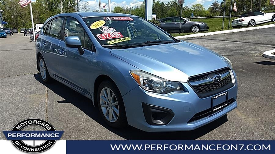 Used 2012 Subaru Impreza Wagon in Wilton, Connecticut | Performance Motor Cars. Wilton, Connecticut