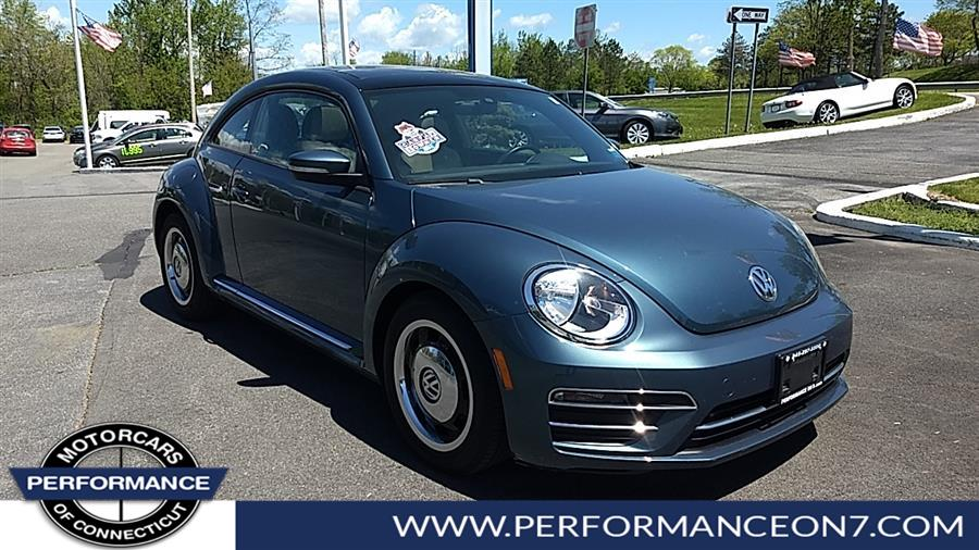 Used 2018 Volkswagen Beetle in Wilton, Connecticut | Performance Motor Cars. Wilton, Connecticut