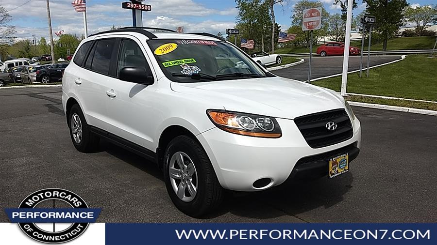 Used Hyundai Santa Fe AWD 4dr Auto GLS 2009 | Performance Motor Cars. Wilton, Connecticut