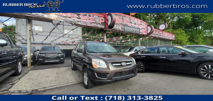 Used 2009 Kia Sportage in Brooklyn, New York | Rubber Bros Auto World. Brooklyn, New York