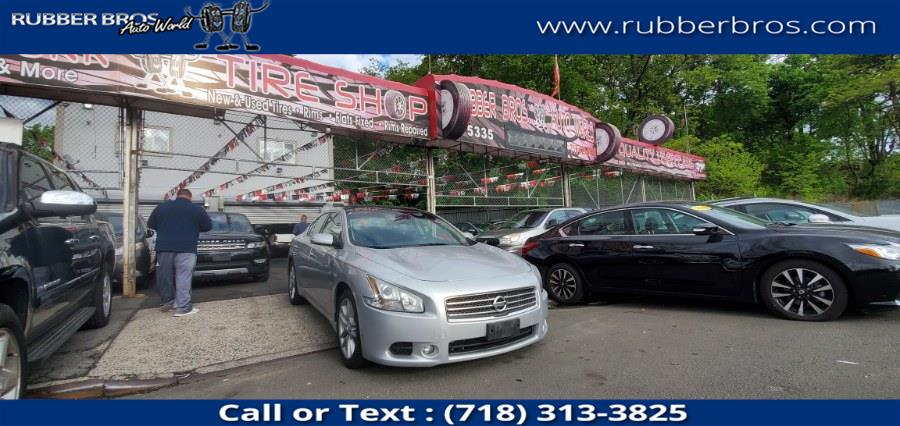 Used Nissan Maxima 4dr Sdn V6 CVT 3.5 SV 2010 | Rubber Bros Auto World. Brooklyn, New York