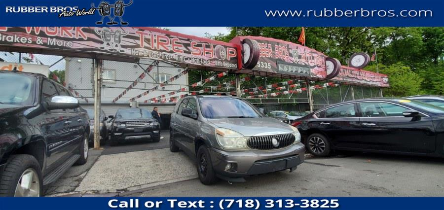 Used Buick Rendezvous 4dr FWD 2004 | Rubber Bros Auto World. Brooklyn, New York