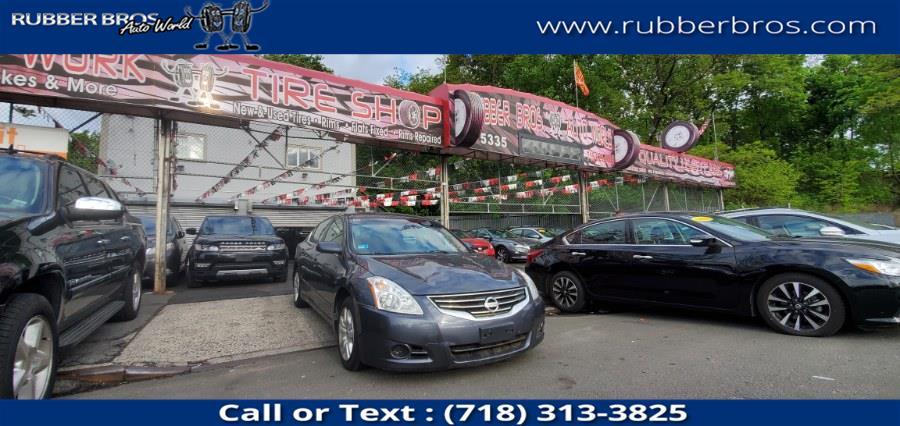 Used Nissan Altima 4dr Sdn I4 CVT 2.5 S 2012 | Rubber Bros Auto World. Brooklyn, New York