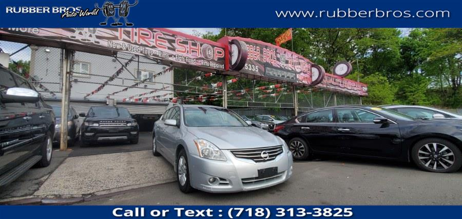 Used 2010 Nissan Altima in Brooklyn, New York | Rubber Bros Auto World. Brooklyn, New York