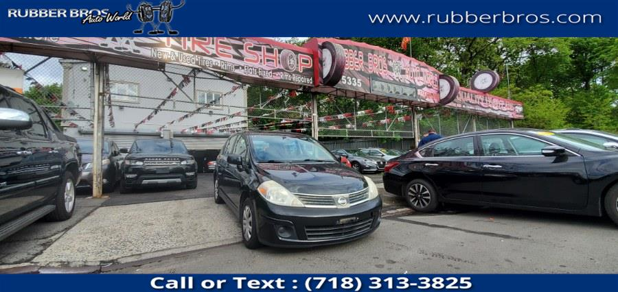 Used 2007 Nissan Versa in Brooklyn, New York | Rubber Bros Auto World. Brooklyn, New York