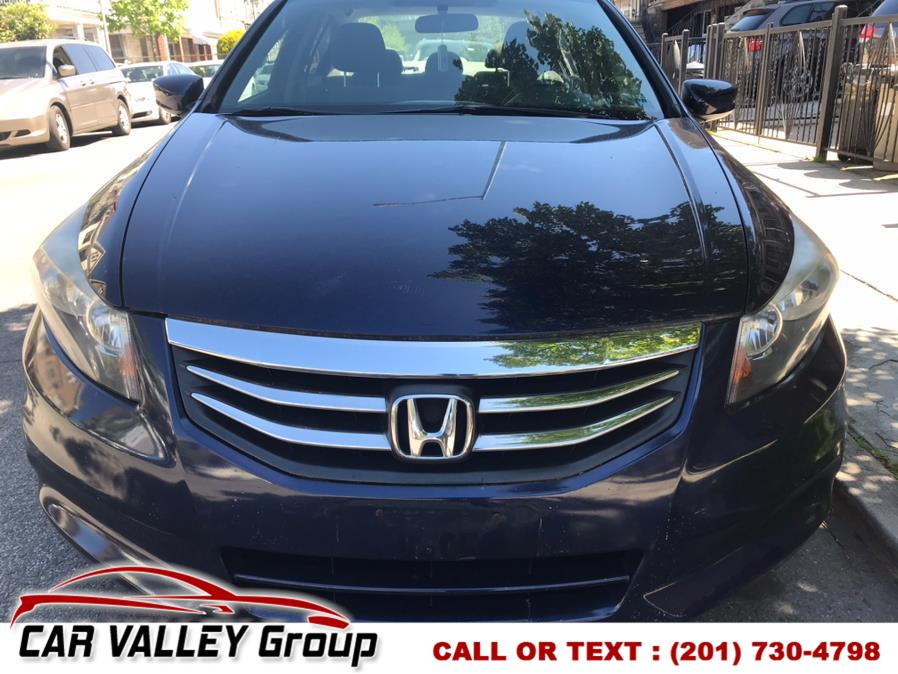 Used 2012 Honda Accord Sdn in Jersey City, New Jersey | Car Valley Group. Jersey City, New Jersey