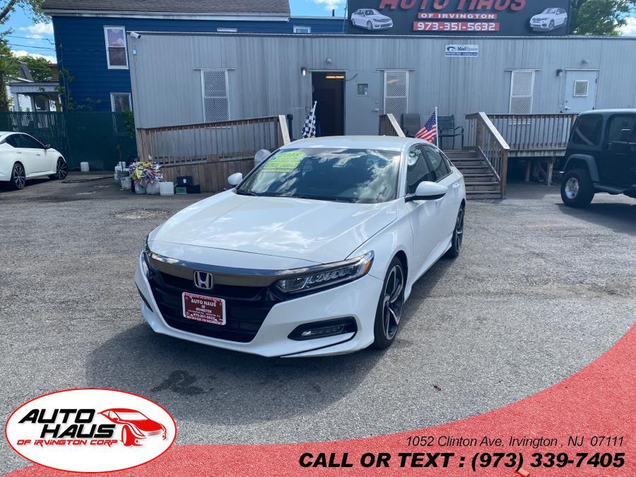 Used 2018 Honda Accord Sedan in Irvington , New Jersey | Auto Haus of Irvington Corp. Irvington , New Jersey