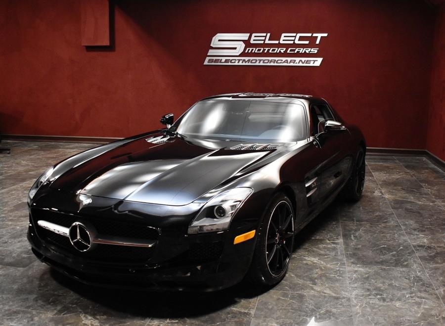 Used Mercedes-benz Sls Amg?  2012   Select Motor Cars. Deer Park, New York