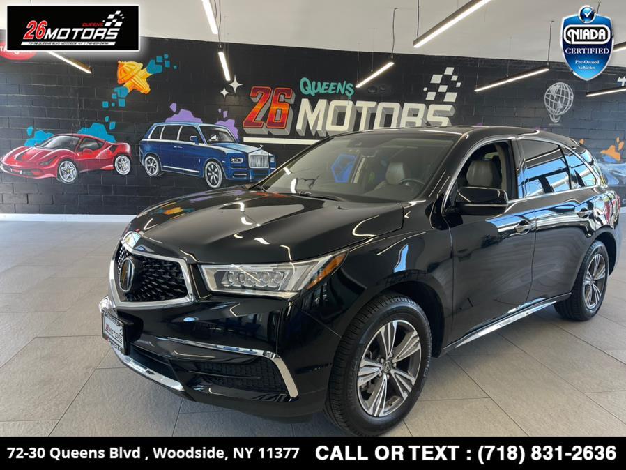 Used 2019 Acura MDX in Woodside, New York | 26 Motors Queens. Woodside, New York