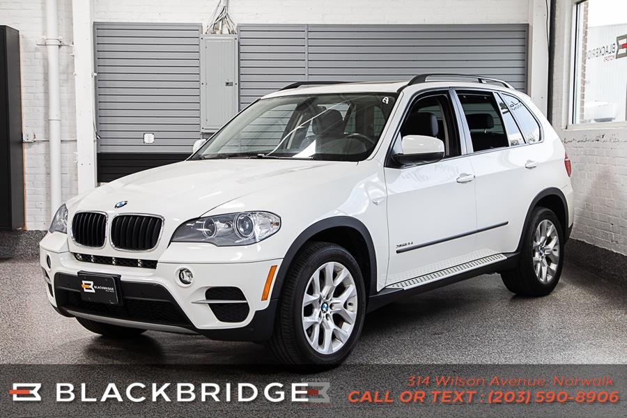Used BMW X5 AWD 4dr 35i Premium 2012 | Black Bridge Motors, LLC. Norwalk, Connecticut