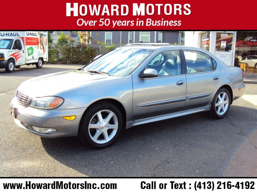 Used Infiniti I35 4dr Sdn Luxury 2004 | Howard Motors. Springfield, Massachusetts