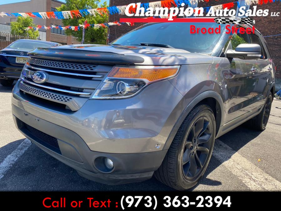 Used 2014 Ford Explorer in Newark, New Jersey | Champion Auto Sales. Newark, New Jersey