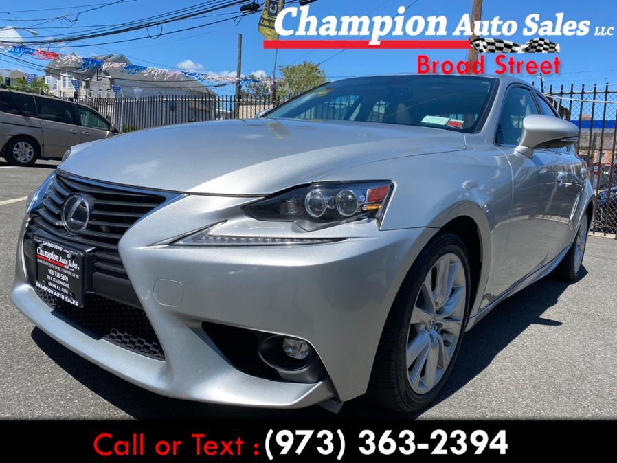 Used 2015 Lexus IS 250 in Newark, New Jersey | Champion Auto Sales. Newark, New Jersey