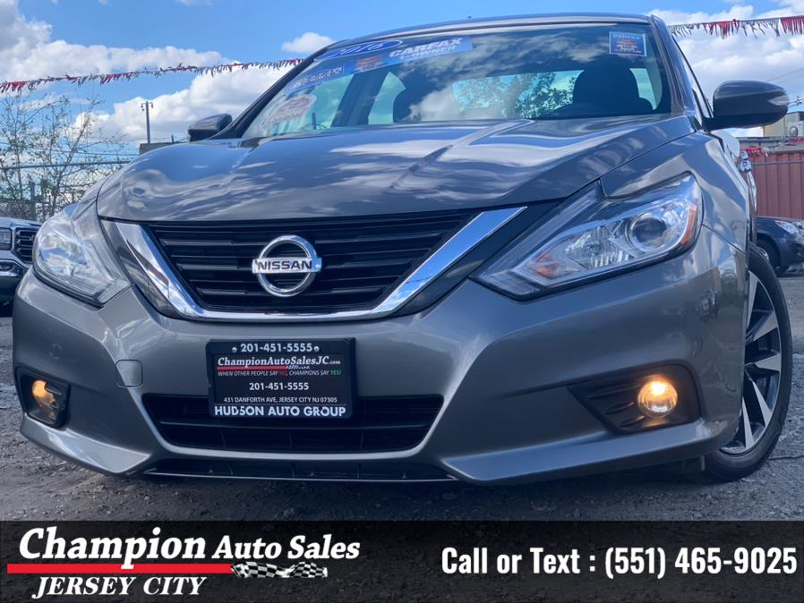 Used 2016 Nissan Altima in Jersey City, New Jersey | Champion Auto Sales. Jersey City, New Jersey