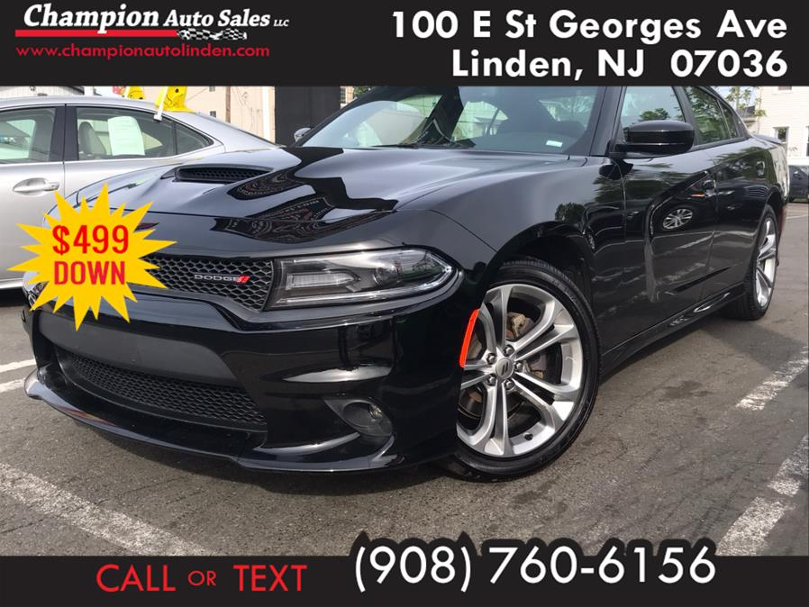 Used 2019 Dodge Charger in Linden, New Jersey | Champion Auto Sales. Linden, New Jersey