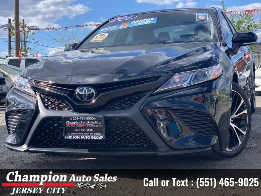 Used Toyota Camry SE Auto (Natl) 2018   Champion Auto Sales of JC. Jersey City, New Jersey