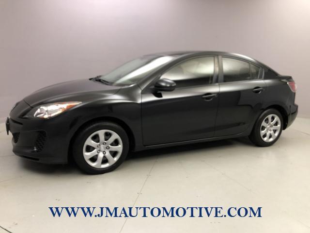 Used Mazda Mazda3 4dr Sdn Auto i Sport 2012 | J&M Automotive Sls&Svc LLC. Naugatuck, Connecticut