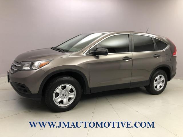 Used 2014 Honda Cr-v in Naugatuck, Connecticut | J&M Automotive Sls&Svc LLC. Naugatuck, Connecticut
