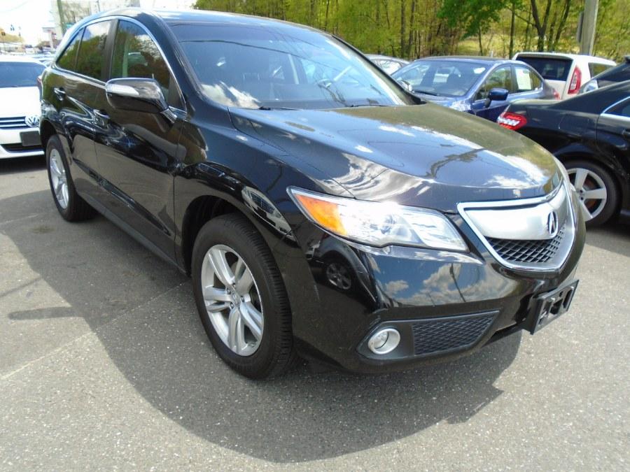 Used 2014 Acura RDX in Waterbury, Connecticut | Jim Juliani Motors. Waterbury, Connecticut