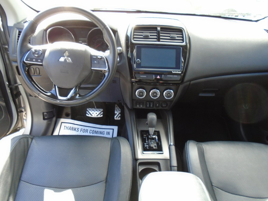 Used Mitsubishi Outlander Sport SEL 2.4 AWC CVT 2018   Jim Juliani Motors. Waterbury, Connecticut