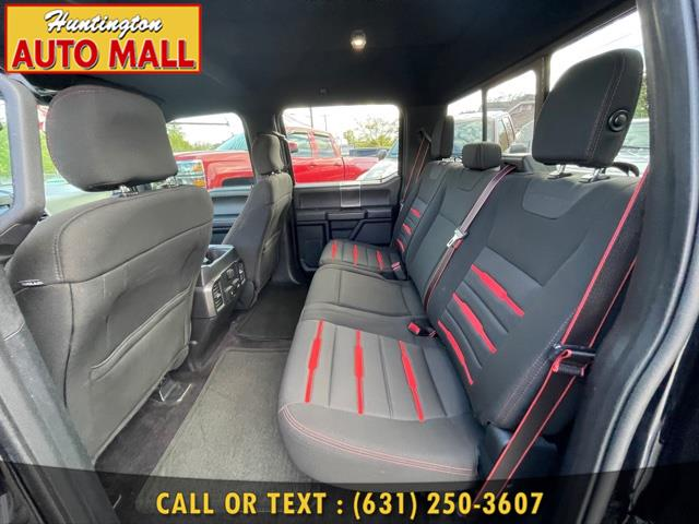 Used Ford F-150 XLT 4WD SuperCrew Sports Appearance Package 2017 | Huntington Auto Mall. Huntington Station, New York