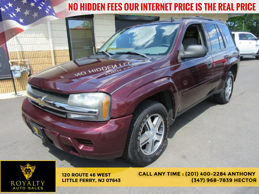 Used Chevrolet TrailBlazer 4dr 4WD LS 2006 | Royalty Auto Sales. Little Ferry, New Jersey